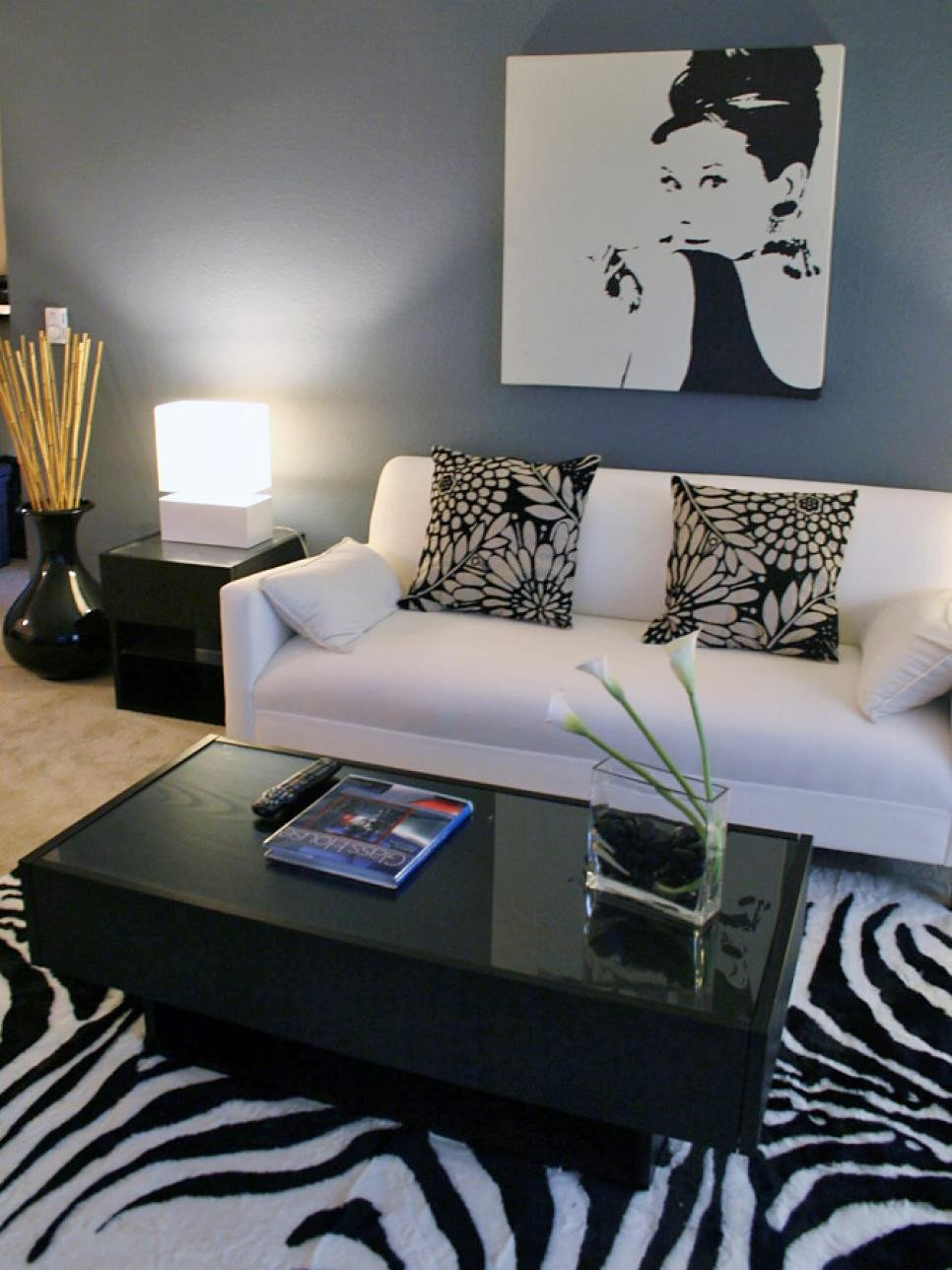Zebra Decor for Living Room Be Inspired 6 Stylish Carpets and area Rugs