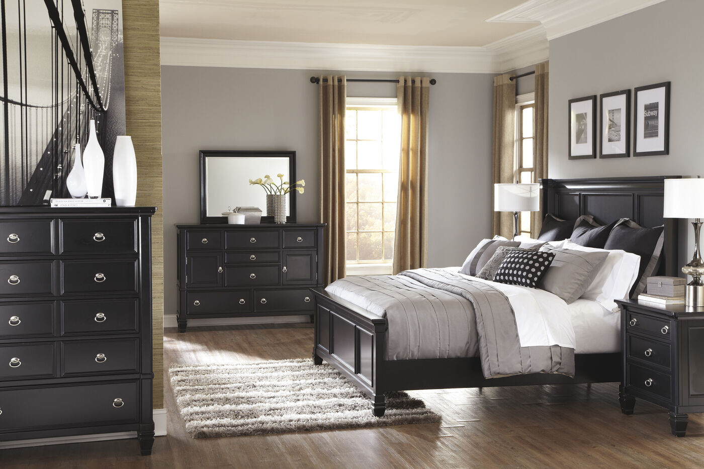 Ashley Millennium Bedroom Set ashley Millennium Greensburg Suite